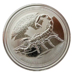 Skorpion 2017 - 1oz Ag *