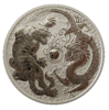 Dragon & Tiger 2018 - 1oz Ag *