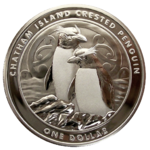 Crested Penguin 2020 - 1oz Ag *