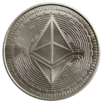 Crypto Coin - Ethereum - 1oz Ag *
