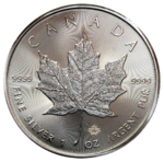 Maple Leaf 2021 - 1oz Silber *