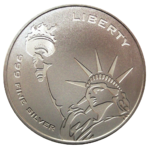 Liberty / Freedom - 1oz Ag
