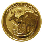 Kangaroo 2021 - 1/4oz Gold **